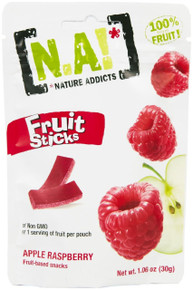 Raspberry Apple 30 of 1.06 OZ By NATURE`S ADDICTS