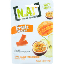 Apple Mango Passion Fruit 30 of 1.06 OZ By NATURE`S ADDICTS