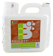 Liquid Laundry Detergent 2 of 200 OZ By BOULDER CLEANERS