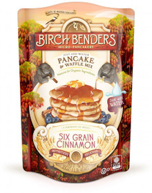 Six Grain Cinnamon 6 of 16 OZ From BIRCH BENDERS