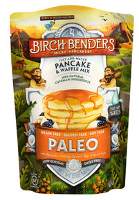 Paleo Just Add Water 6 of 12 OZ By BIRCH BENDERS