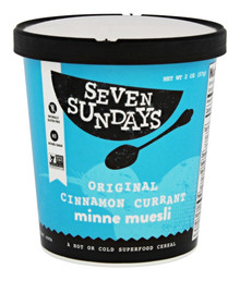 Minne Original Toasted 6 of 2 OZ By SEVEN SUNDAYS