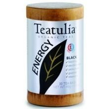 Black Tea,Energy 6 of 30 BAG By TEATULIA
