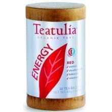 Red Tea,Energy 6 of 30 BAG By TEATULIA