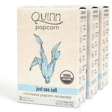 Just Sea Salt 3 Bags 6 of 7 OZ QUINN
