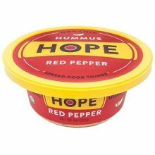 Red Pepper 8 of 8 OZ By HOPE HUMMUS