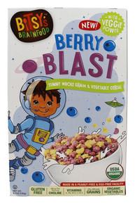 Green Berry Blast 6 of 6.7 OZ By BITSY`S BRAINFOOD