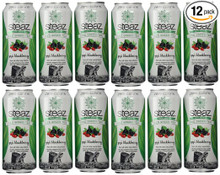 Goji Blackberry Zero Calorie 12 of 16 OZ By STEAZ