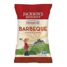 Barbeque 36 of 1.2 OZ By JACKSONS HONEST CHIPS