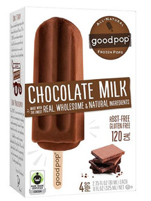 Chocolate Milk 8 of 4 of 2.75 OZ By GOODPOP