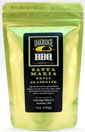 Santa Maria-style 6 of 5.5 OZ By CALIFORNIA RANCHER