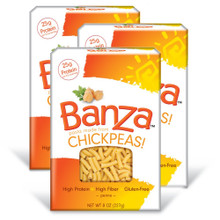 Penne 6 of 8 OZ By BANZA
