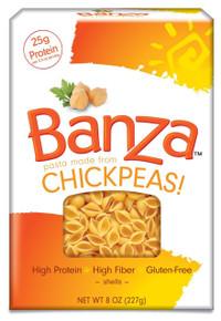 Shells 6 of 8 OZ By BANZA