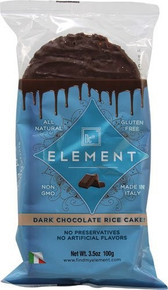 Dark Chocolate 6CT 12 of 3.5 OZ From ELEMENT