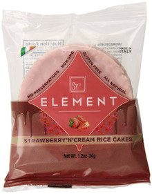 Strawberry N Cream 2CT 16 of 1.2 OZ From ELEMENT