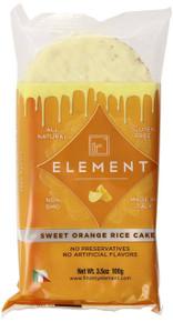 Sweet Vanilla/Orange 6CT 12 of 3.5 OZ From ELEMENT