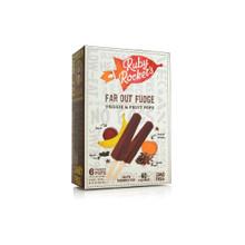 Far Out Fudge GF/DF 12 of 10.5 OZ By RUBYS ROCKETS