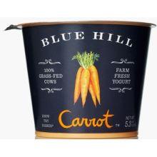 Carrot 12 of 5.3 OZ By BLUE HILL YOGURT