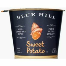Sweet Potato 12 of 5.3 OZ By BLUE HILL YOGURT