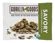Savory Pumpkin Seeds & Kale 12 of 1.8 OZ By GORILLY GOODS