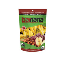 Apple Cinnamon 12 of 3.5 OZ By BARNANA