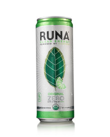 Original w/A Hint of Lime 12 of 12 OZ By RUNA
