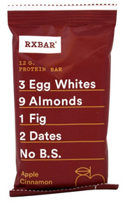 Apple Cinnamon 12 of 1.83 OZ By RXBAR