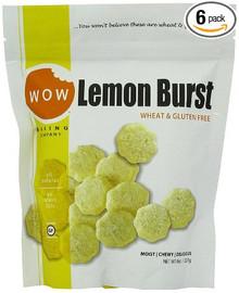 Lemon Burst 6 of 8 OZ By WOW BAKING COMPANY