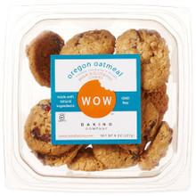Oregon Oatmeal 6 of 8 OZ By WOW BAKING COMPANY