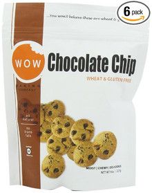 Chocolate Chip 6 of 8 OZ By WOW BAKING COMPANY