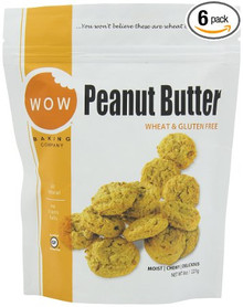 Peanut Butter 6 of 8 OZ By WOW BAKING COMPANY