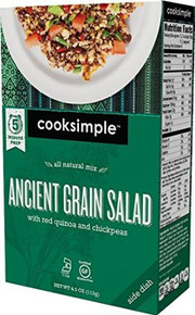 Ancient Grain Salad 6 of 4 OZ By COOKSIMPLE