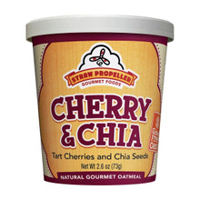 Cherry & Chia 12 of 2.6 OZ By STRAW PROPELLER