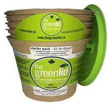 Starter Pack  8 of 1.2 LB By GREEN LID