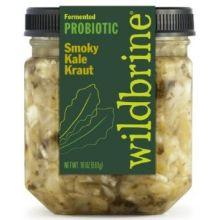 Smoky Kale Kraut 6 of 18 OZ By WILDBRINE