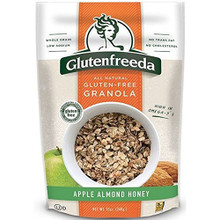 Apple Almond Honey 6 of 12 OZ By GLUTENFREEDA FOODS