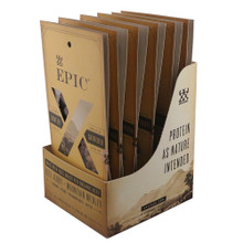 Beef Jerky,Mountain Medley 8 of 2.25 OZ By EPIC