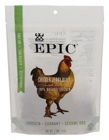 Chicken Currant Sesame BBQ 8 of 2.5 OZ By EPIC