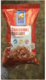 Tandoori Yogurt 9 of 5 OZ By POP ART