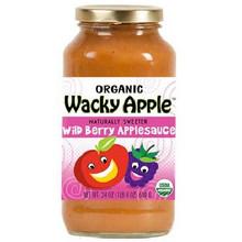 Wild Berry 6 of 24 OZ By WACKY APPLE