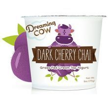 Dark Cherry Chai 12 of 6 OZ By DREAMING COW