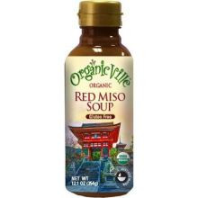 Red Miso Soup 12 of 12.1 OZ By ORGANICVILLE