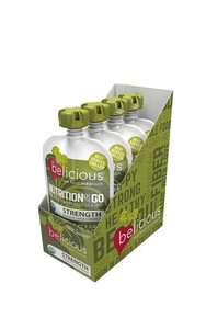 Strength Dairy/Soy Free 4 of 4 OZ By BELICIOUS