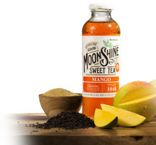 Sweet Tea Mango 12 of 16 OZ By MOONSHINE SWEET TEA