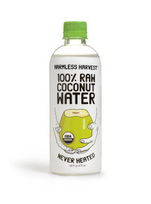 Raw Coconut Water 12 of 16 OZ By HARMLESS HARVEST