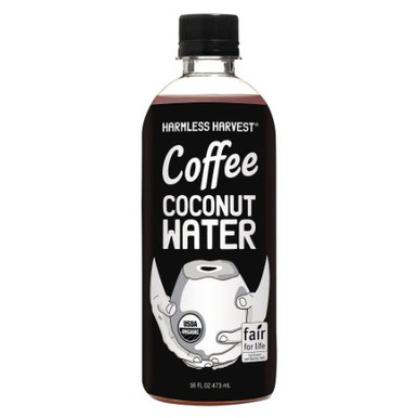 Coconut Water Coffee 12 of 16 OZ By HARMLESS HARVEST