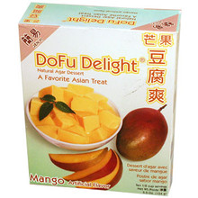 JenYi Mango Dofu Delight 6 oz  From Jen Yi