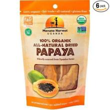 Papaya 6 of 2 OZ By MAVUNO HARVEST