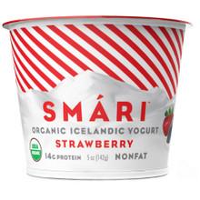 Strawberry NF 12 of 5 OZ By SMARI ORGANICS