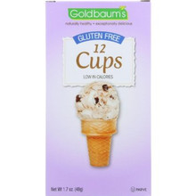 Cups 12 of 1.7 OZ By GOLDBAUM`S
